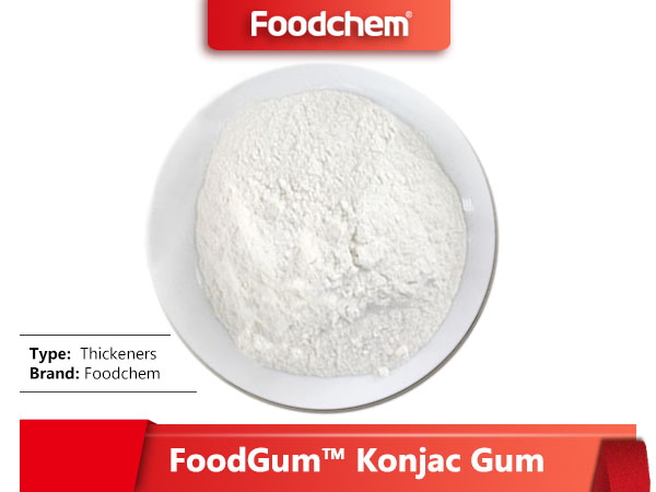 Konjac Gum supplier