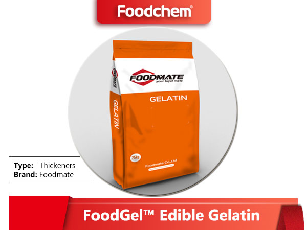 FoodGel™ Edible Gelatin