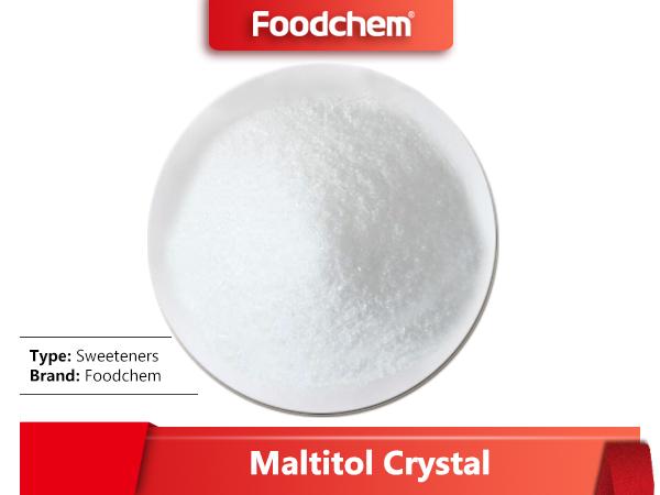 Maltitol Crystal supplier
