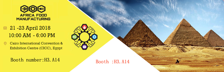 Africa Food Manufacturing 2018 Egypt