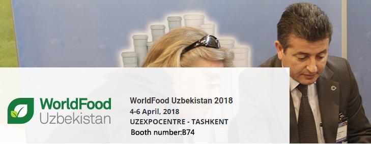 WorldFood Uzbekistan 2018 Foodchem