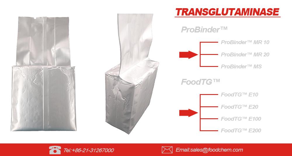 ProBinder™/FoodTG™ - Transglutaminase