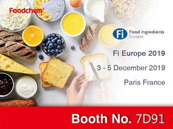 FIE 2019 - Foodchem
