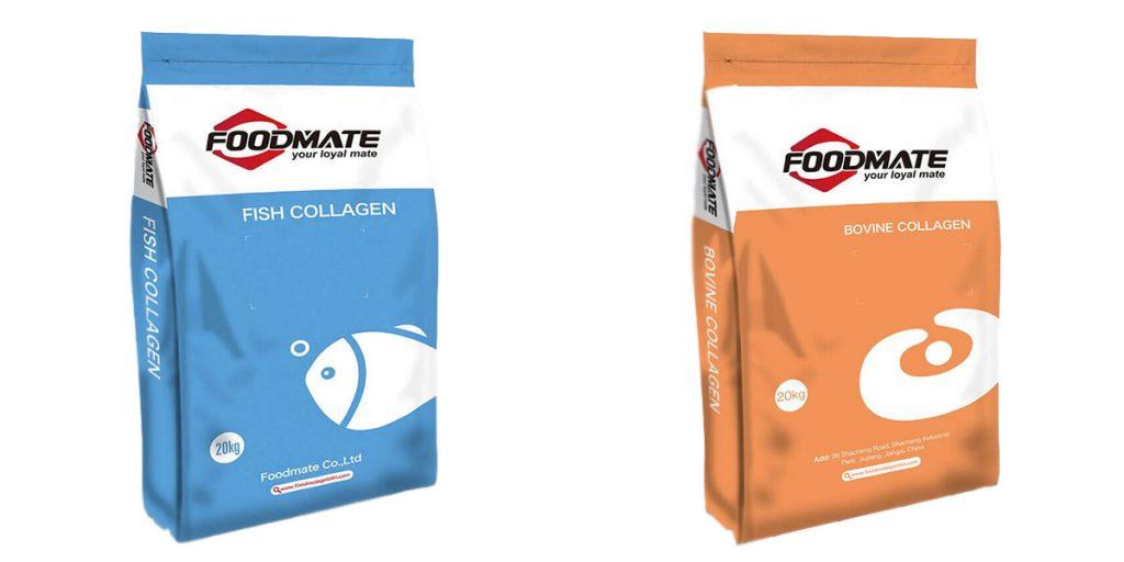 Bovine collagen & Fish collagen
