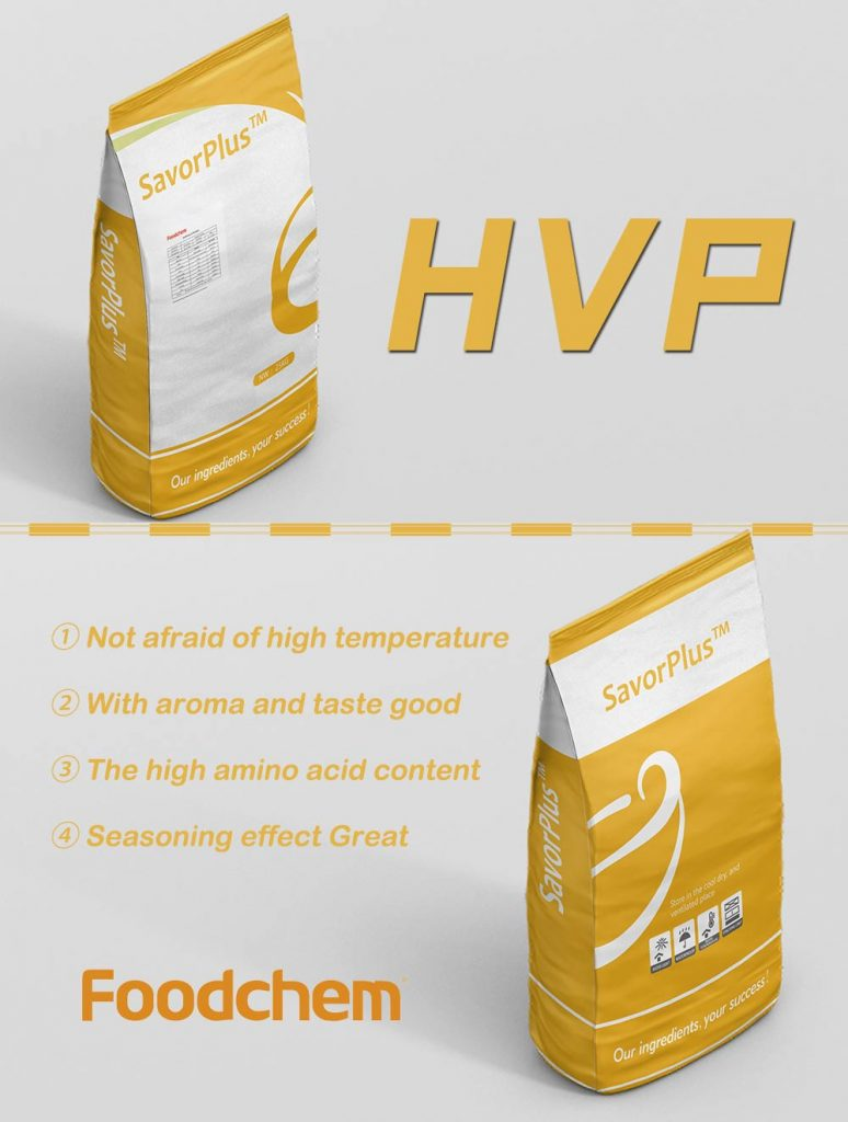 Hydrolyzed Vegetable Protein [HVP] - SavorPlus™