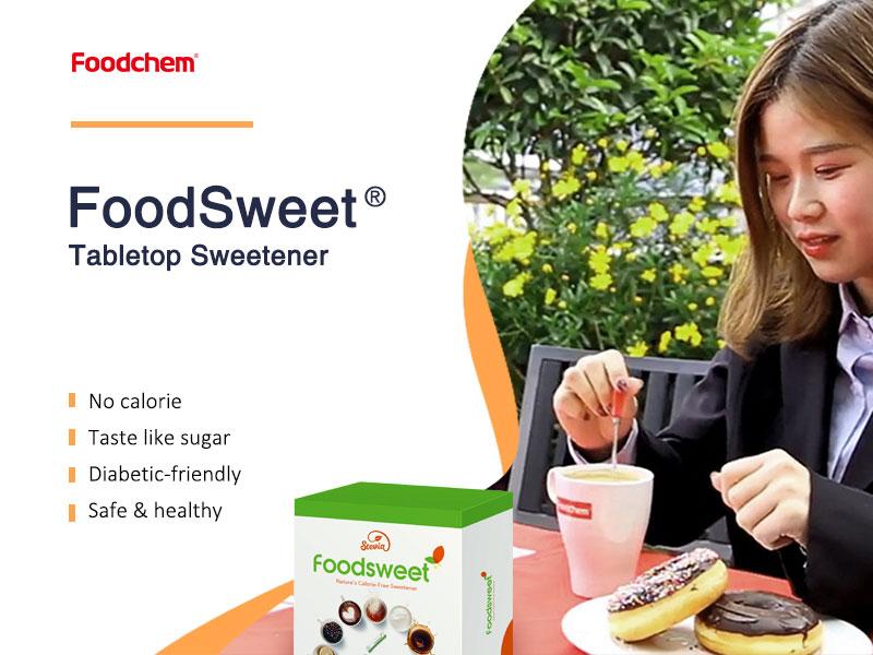 FoodSweet® Tabletop Sweetener