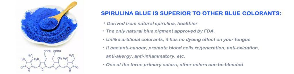 Spirulina-Blue