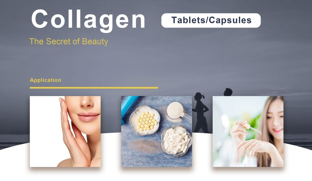 Collagen Tablets/Capsules